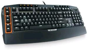 G710+ plus logitech mechanical keyboard