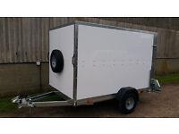 White Box Trailer Tickners GP 8' x 5' x 5'