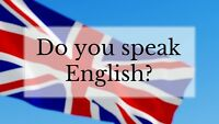 Do you speak English? Cours d'anglais!