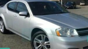 LOADED 2011 DODGE AVENGER HEATED SEATS WITH 4 CYL FOR CHEAP GAS