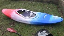 Wavesport diesel 80 kayak