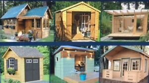 Build a Shed in a Weekend !