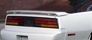 FireBird TransAm 1986 rear wing 100