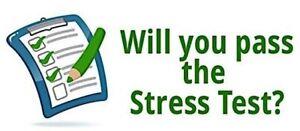 Mortgage Stress Test: