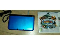 Nintendo 3 Ds Xl complete with chargerand games