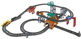 Thomas the tank engine 5 in 1 trackmaster set