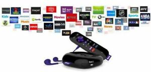 IPTV FOR ROKU 1 ACCOUNT FOR 5 DEVICES $100 / 12 MONTHS!!!!!!