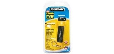 Rayovac  Super Bright LED Industrial Flashlight Key Chain #I1LED1AAA