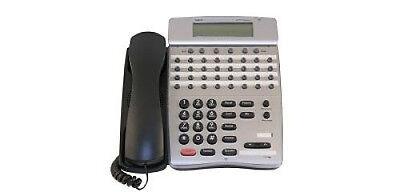 Nec Dterm Series I Phone Dtr-32d-1bktel 780055 Black 100 Refurb 1 Yr Warranty