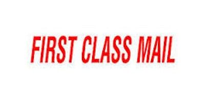 First Class Mail - Trodat Ultimark Stock Message Pre-inked Stamp