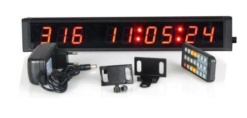 LED Countdown Clock | eBay