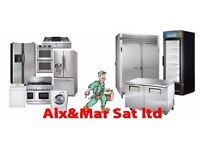 Commercial Fridge Repairs and American-style in Ilford, Romford, Barking.