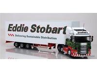 eddie stobart scaina R facelift box step frame trailer