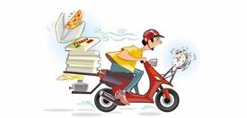 Part Time Delivery Driver Needed for Hot Food Take Away - Thurs, Fri & Sat evenings- Immediate Start