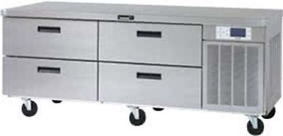 Restaurant Equipment Bar Supplie DELFIELD VERSA DRAWER UNDERCOUNTER REFRIGERATOR