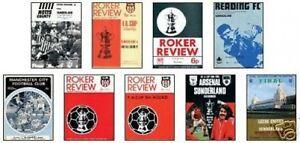 Sunderland FA Cup 1973 Programme Trading Card Set