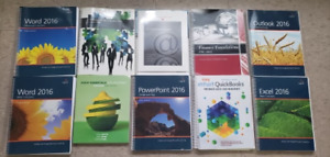 MOHAWK COLLEGE OFFICE ADMINISTRATION TEXTBOOKS