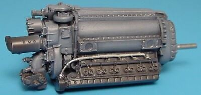 AIRES HOBBY 1/48 P38 ALLISON V1710/89 ENGINE 4176
