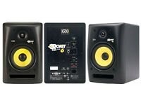 KRK RPG2 Rokit 6 pair Active Studio Monitors