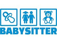 teenage loooking for babysitter jobs!