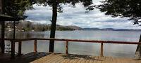 Cottage for rent Lac des Plages - Chalet a louer Lac des Plages