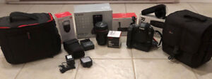 Canon 5d MKIII for sale and accessories almost like new