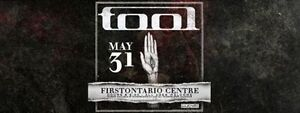✪✪ TOOL✪✪ @First Ontario Centre WED May 31 8PM✪✪