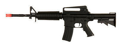 Well D94S AEG Full Auto Electric M4A1 Carbine Airsoft M4 Assault Rifle M16 Gun for sale  Los Angeles