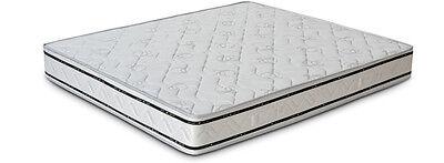 MATERASSO A MOLLE anallergico rigido box cotone rinforzato