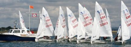 International 420s are the intermediate training dinghy Como South Perth Area Preview