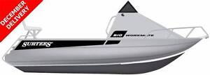 2016 Surtees 610 Workmate F/Top + Yamaha F130 130hp 4-Stroke Boondall Brisbane North East Preview