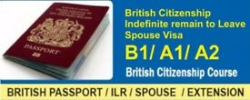 English language (ESOL A1 –B1) courses - B1 Training| A1 A2 Spouse Visa| Life in UK Training Classes