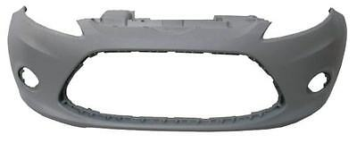 FORD FIESTA MK8 2008 2009 2010 2011 2012 2013 FRONT BUMPER WITH FOG LIGHT HOLES