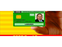 CSCS Test & Card, Level 1 Health & Safety , Traffic Marshall, SIA Couses , Door Supervisor