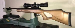 Benjamin .22 caliber pellet rifle / gun