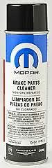 Mopar Brake clean