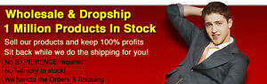 Online Product Reselling Business Opportunity with Website