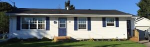 House with garage in Charlottetown for Rent