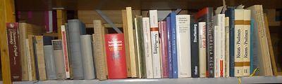 30 Bücher - Sprachlehre Geschichte Stauffenberg Wörterbuch Psalmen - 20.Jh.