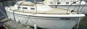 25' ODay Classic Crusier Sailboat