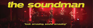 Professional Sound Man And PA System For Hire-25 yrs Experience