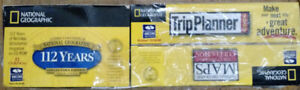 Complete National Geographic 112 Years on 32 CDs with Map Collec