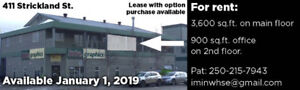 5th & Strickland•Lease with purchase option available