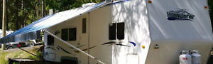 5th Wheel and Travel Trailers for sale