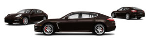2010 Porsche Panamera TURBO local one-owner vehicle