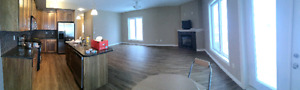 Newer duplex in Lacombe for rent