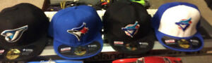 Brand New Toronto Bluejays/Mapleleafs/Raptors Hats!