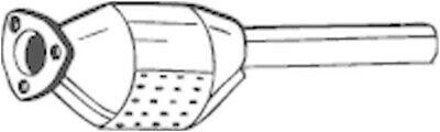 BOSAL Katalysator Kat mitte 099-890