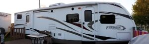 2011 Keystone Premier Bullet 31' BHPR Travel Trailer