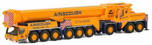 WSI 71-2031 Ainscough Crane Hire - Liebherr LTM 1750 9-Axle Mobile Crane 1/87 MB